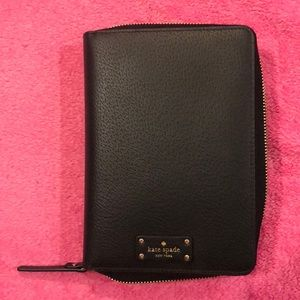 Limited edition Kate Spade Grove St. Zip Planner